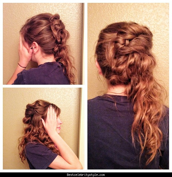 Best ideas about Promotion Hairstyles . Save or Pin Hairstyles for 8th grade promotion BestCelebrityStyle Now.