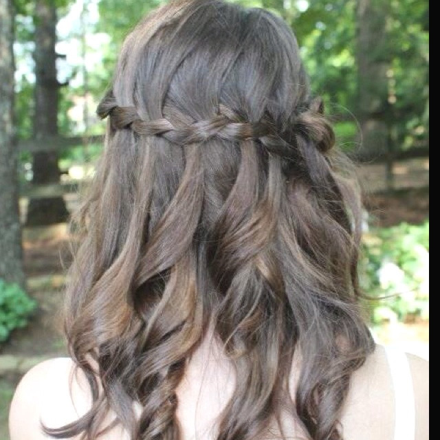 Best ideas about Promotion Hairstyles . Save or Pin 1000 images about 8th grade promotion hair on Pinterest Now.