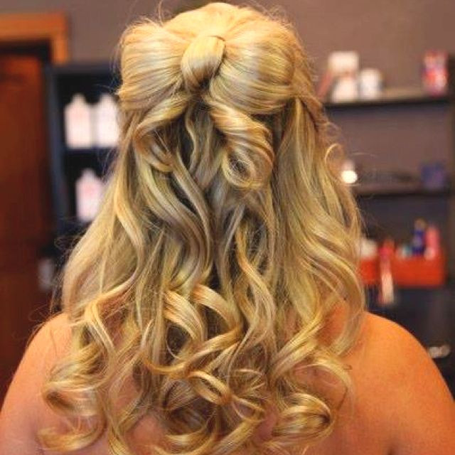 Best ideas about Promotion Hairstyles . Save or Pin 8th grade promotion hair Now.