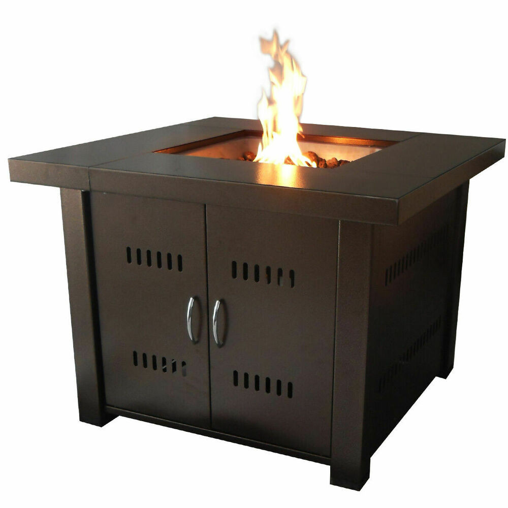 Best ideas about Propane Fireplace Heater . Save or Pin Outdoor Fire Pit Table Patio Deck Backyard Heater Now.