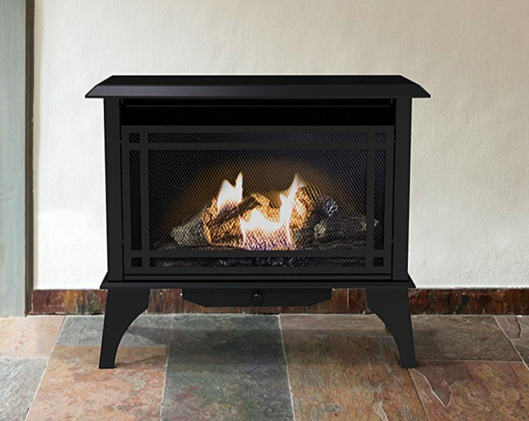 Best ideas about Propane Fireplace Heater . Save or Pin Gas Stove Propane Vent Free Fireplace Natural Gas Space Now.
