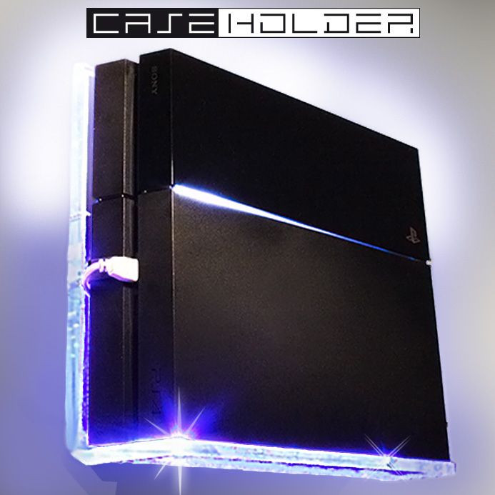 Best ideas about Ps4 Wall Mount DIY . Save or Pin Wall Mount PS4 D Lux Neue Wohnung Pinterest Now.