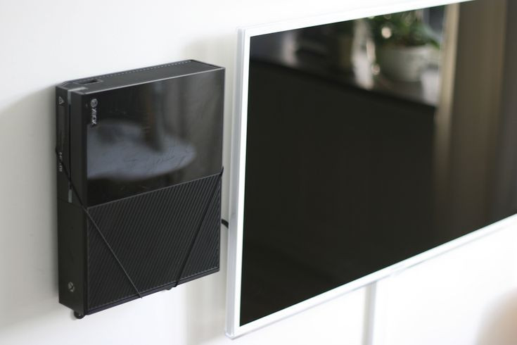 Best ideas about Ps4 Wall Mount DIY . Save or Pin FLOATING GRIP Xbox e and PS4 wall mount bracket Now.