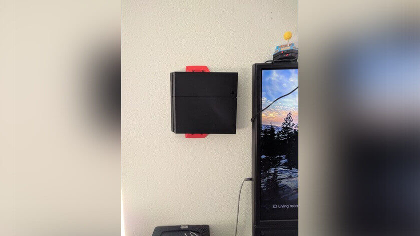 Best ideas about Ps4 Wall Mount DIY . Save or Pin Make your Gaming Experience better with these DIY 3D Now.