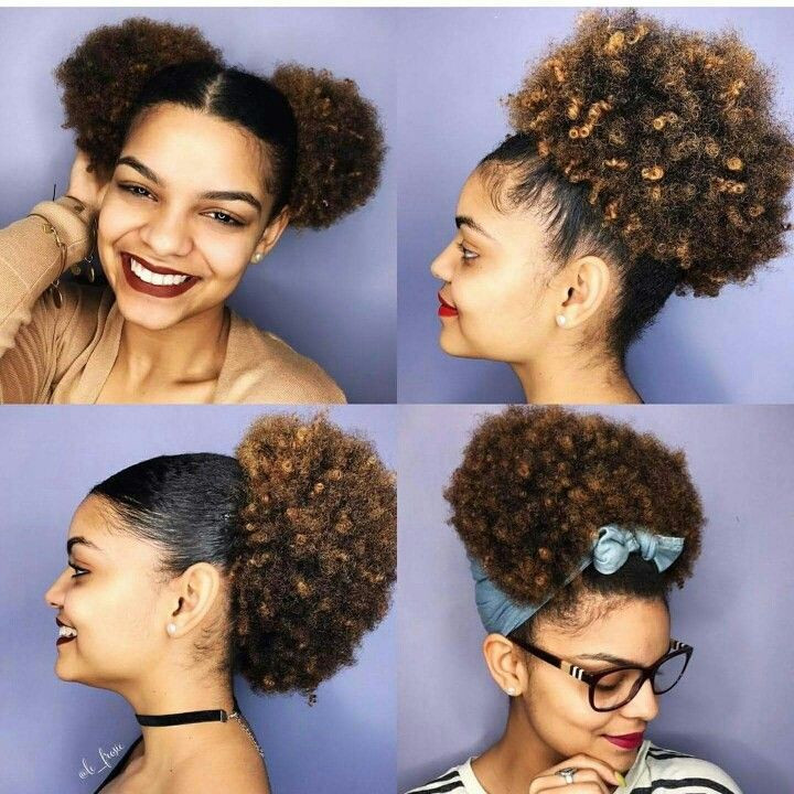Best ideas about Puff Hairstyles For Natural Hair . Save or Pin Best 25 4c natural hairstyles ideas on Pinterest Now.