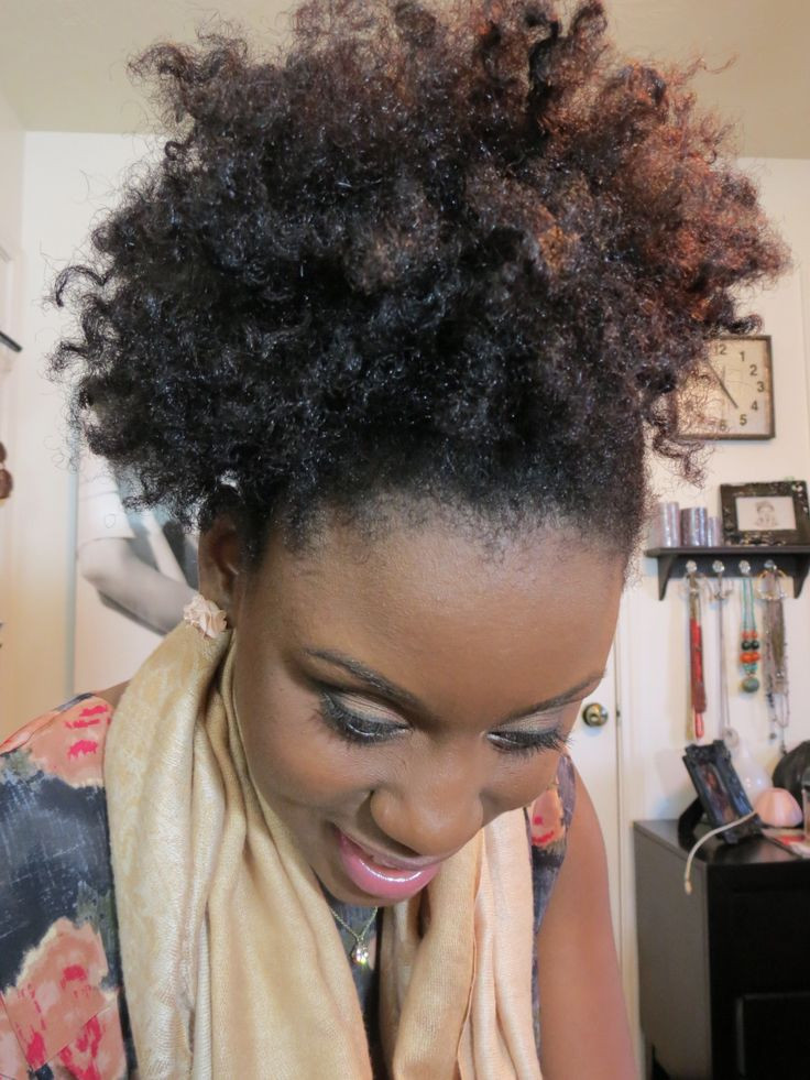 Best ideas about Puff Hairstyles For Natural Hair . Save or Pin Best 25 Natural hair puff ideas on Pinterest Now.