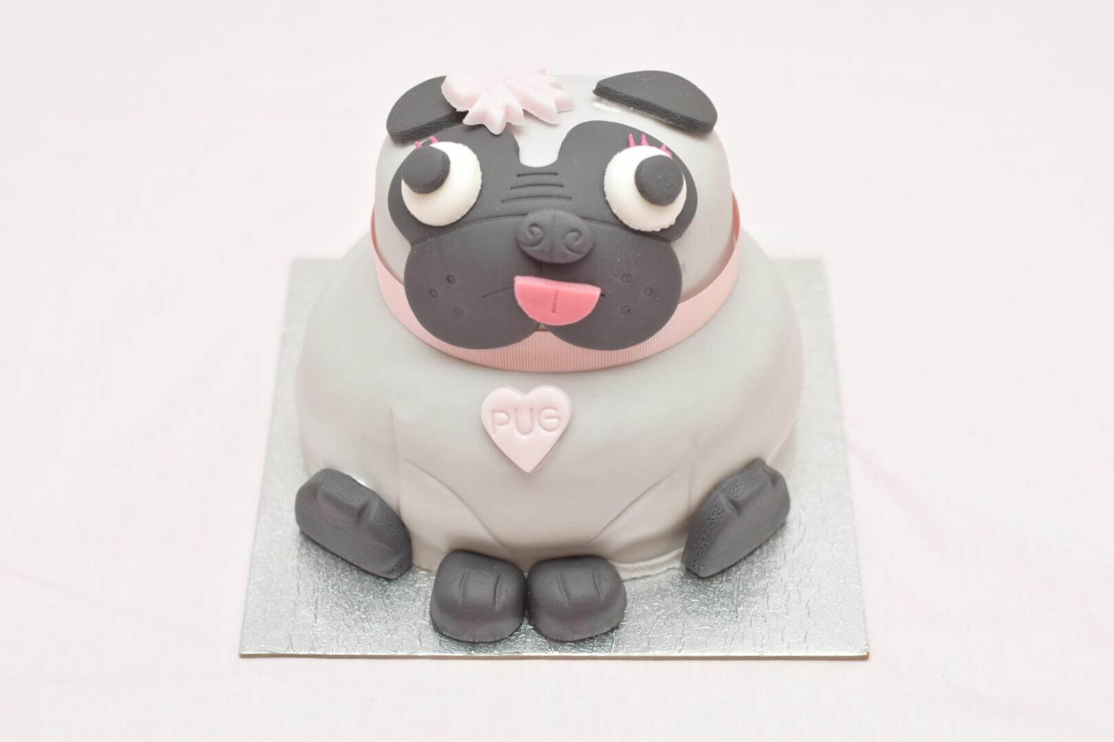 Best ideas about Pug Birthday Cake . Save or Pin A Pug Birthday Cake From Asda · The Inspiration Edit Now.