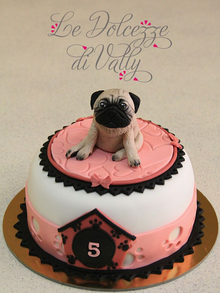Best ideas about Pug Birthday Cake . Save or Pin 25 best ideas about Pug Cake on Pinterest Now.