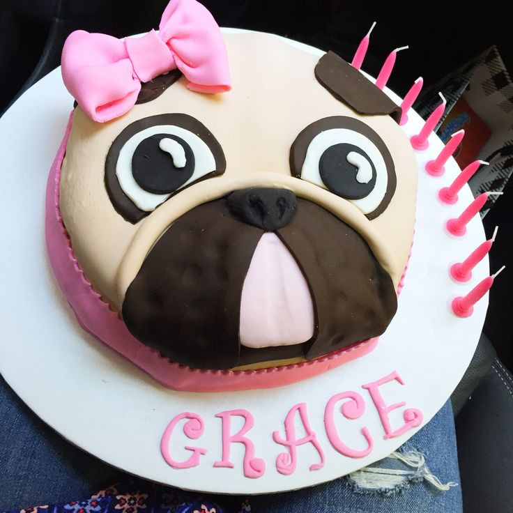 Best ideas about Pug Birthday Cake . Save or Pin Best 25 Pug birthday cake ideas on Pinterest Now.