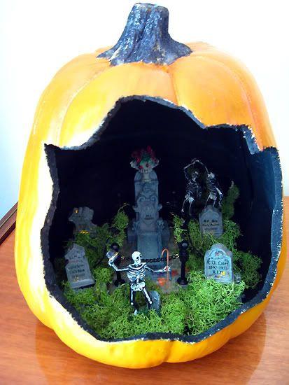 Best ideas about Pumpkin Craft Ideas . Save or Pin 20 Unique Pumpkin Carving Ideas Now.