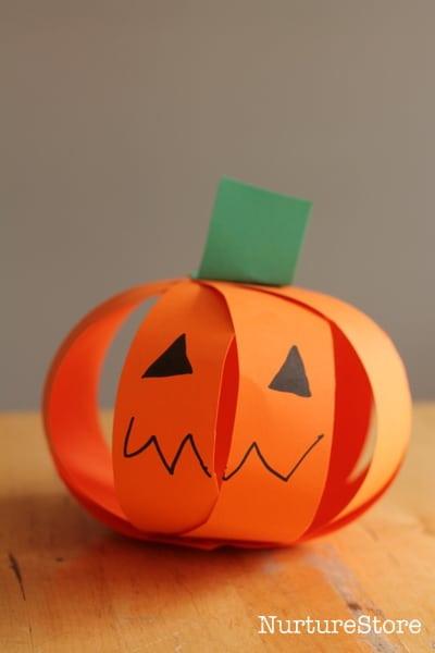 Best ideas about Pumpkin Craft Ideas . Save or Pin Easy pumpkin craft for scissor skills NurtureStore Now.