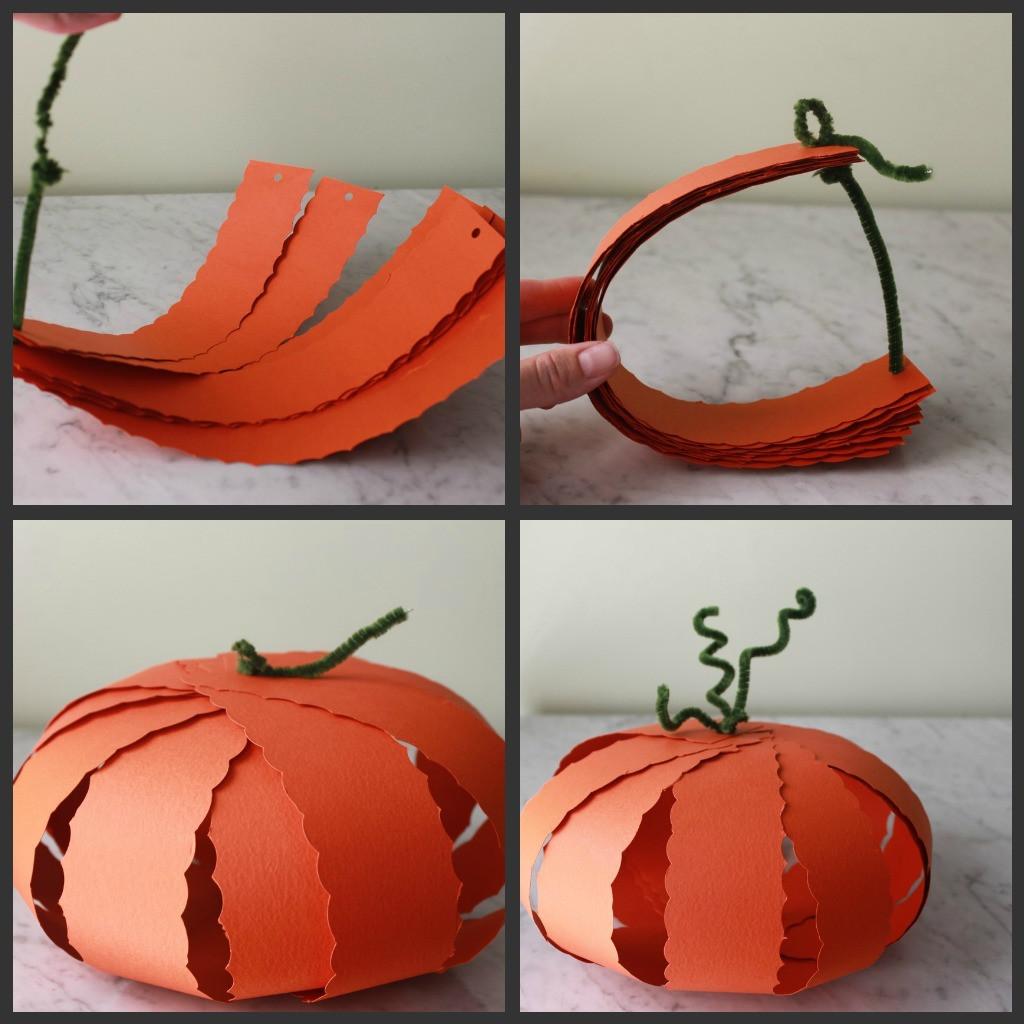 Best ideas about Pumpkin Craft Ideas . Save or Pin Three Fun Halloween Craft Ideas Now.