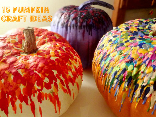 Best ideas about Pumpkin Craft Ideas . Save or Pin Round up My 15 favourite Halloween Pumpkins Now.
