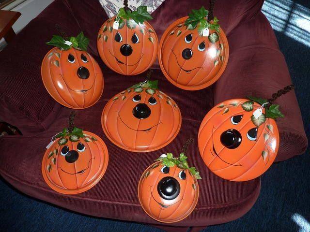 Best ideas about Pumpkin Craft Ideas . Save or Pin Pumpkin Crafts Now.