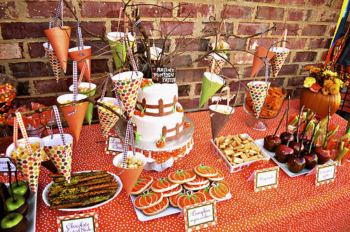 Best ideas about Pumpkin Patch Birthday Party . Save or Pin Kara s Party Ideas Pumpkin Patch 1st Birthday Party Now.