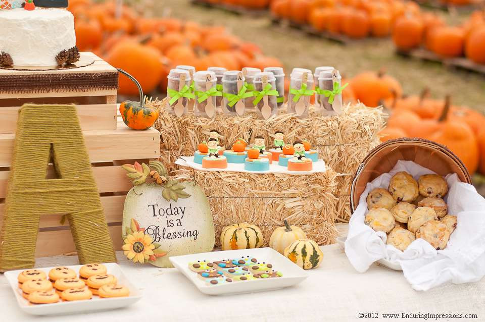 Best ideas about Pumpkin Patch Birthday Party . Save or Pin Fall Thanksgiving Fall Party Ideas 1 of 45 Now.
