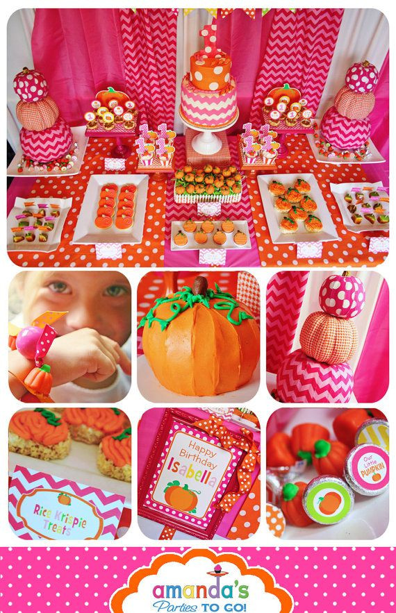 Best ideas about Pumpkin Patch Birthday Party . Save or Pin Pumpkin Patch Party Printable Fall Birthday by Now.