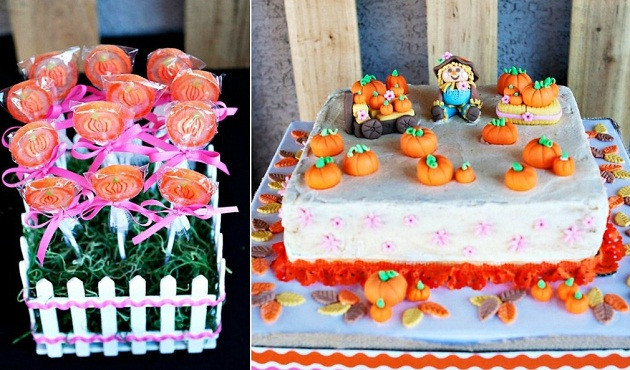 Best ideas about Pumpkin Patch Birthday Party . Save or Pin Pumpkin Patch Birthday Party guest feature Now.