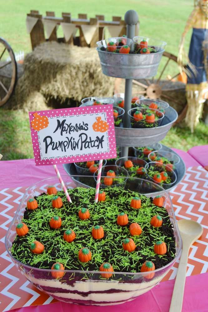 Best ideas about Pumpkin Patch Birthday Party . Save or Pin New 37 Autumn Birthday Party Decorations Graphics Now.