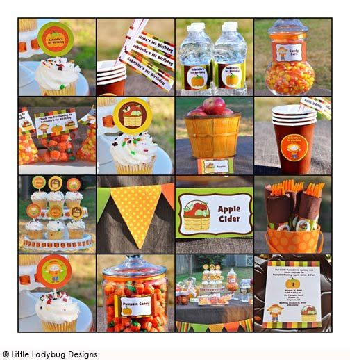 Best ideas about Pumpkin Patch Birthday Party . Save or Pin Pumpkin Patch Party Now.