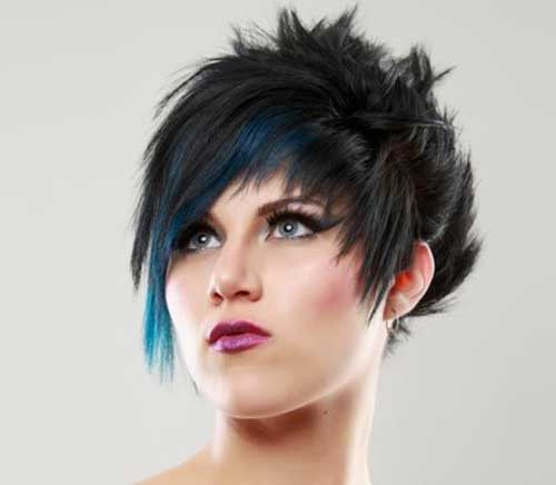 Best ideas about Punk Hairstyles Female . Save or Pin 20 Best Punky Short Haircuts Now.