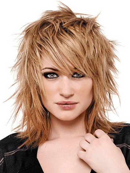 Best ideas about Punk Hairstyles Female . Save or Pin 70 Cute Haircuts for Girls to Put You on Center Stage Now.