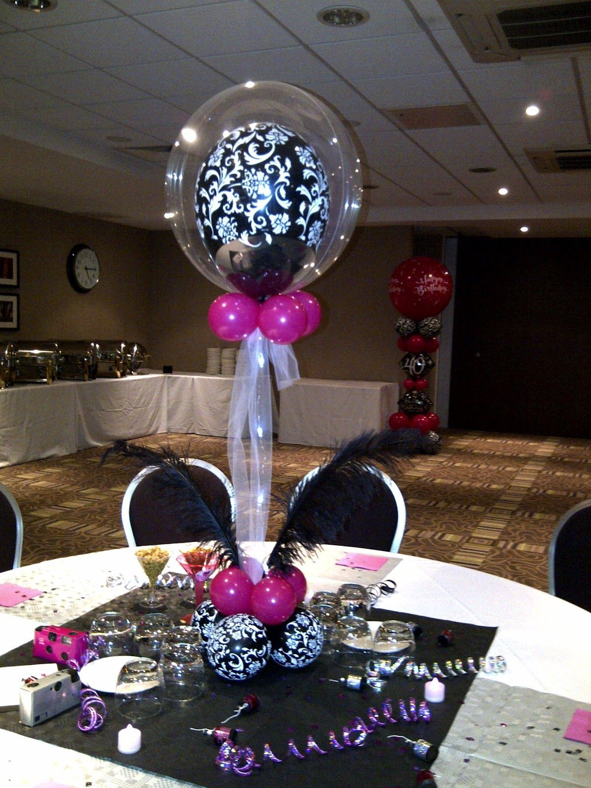 Best ideas about Purple And Silver Birthday Decorations . Save or Pin Purple and Silver Party Decorations Now.