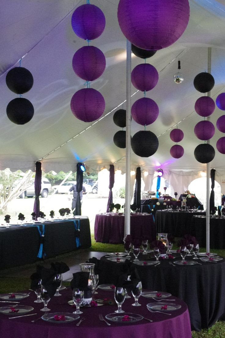 Best ideas about Purple And Silver Birthday Decorations . Save or Pin s Purple And Silver Birthday Party Decorations Now.