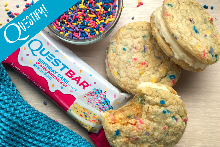 Best ideas about Quest Birthday Cake . Save or Pin Quest Nutrition Now.