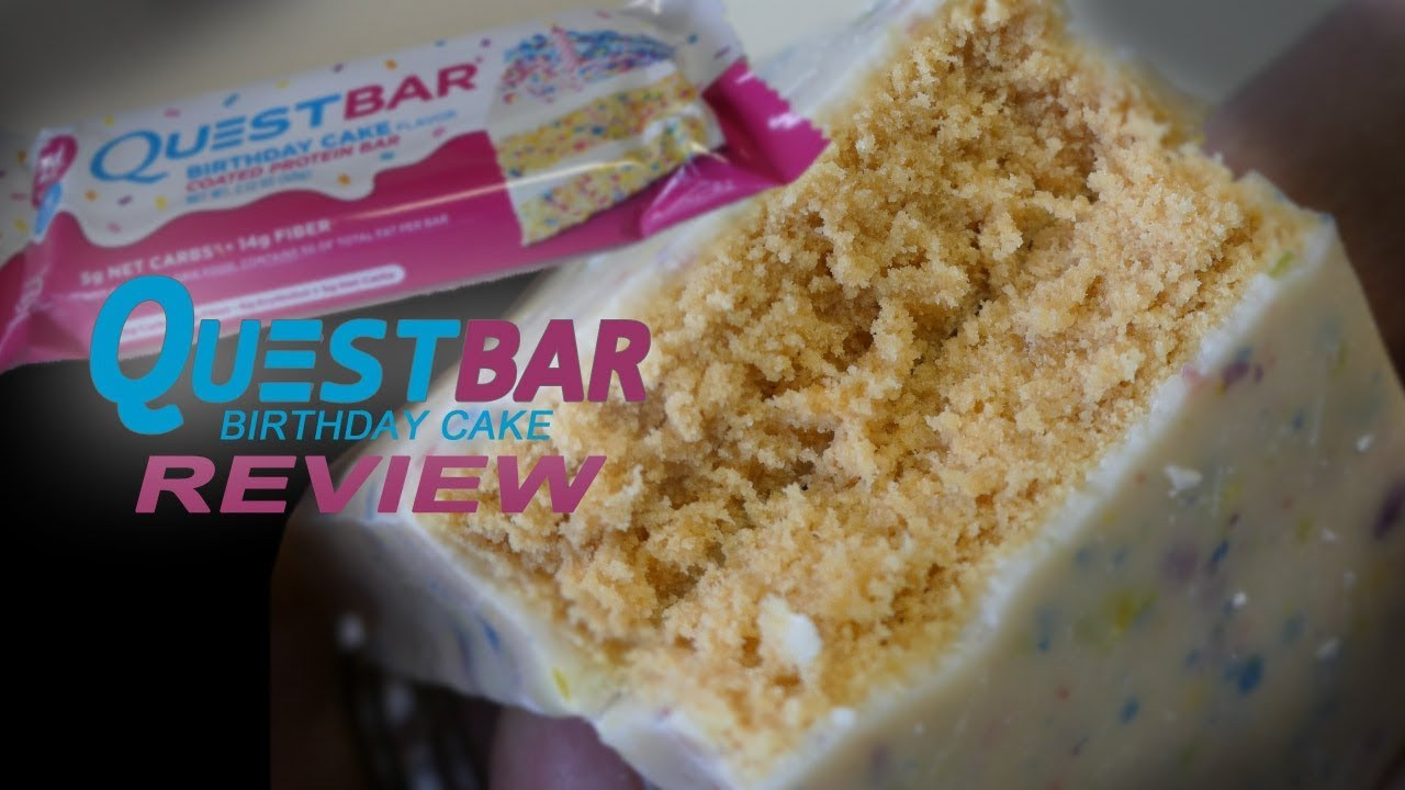 Best ideas about Quest Birthday Cake . Save or Pin Birthday Cake Quest Bar Review Now.