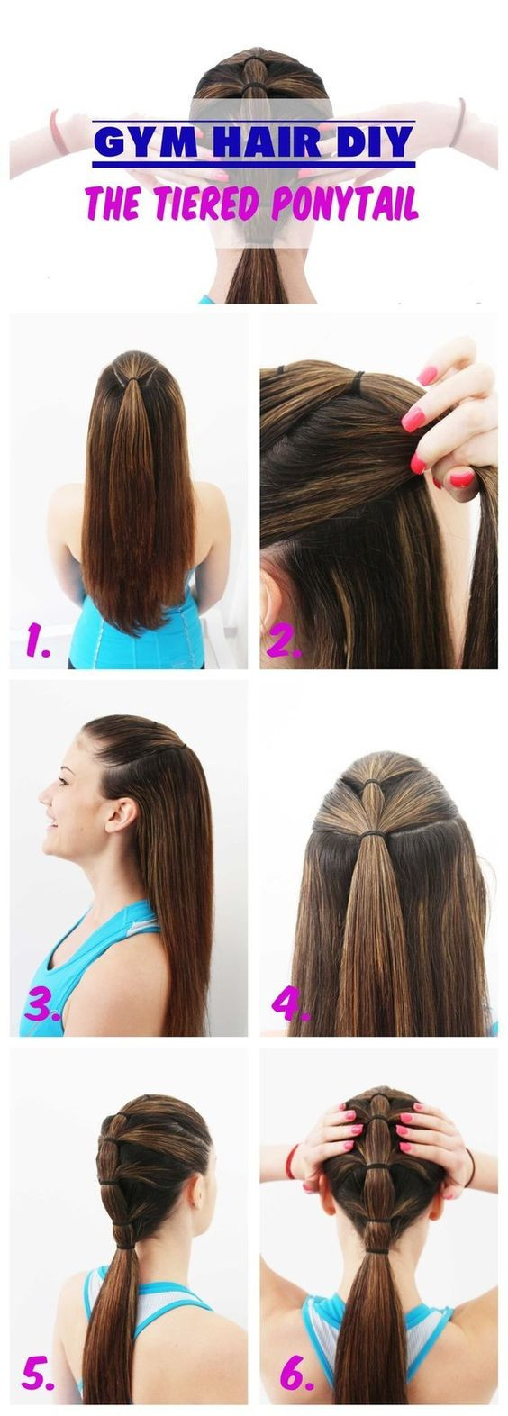 Best ideas about Quick And Easy Hairstyle For School . Save or Pin 22 Quick and Easy Back to School Hairstyle Tutorials Now.
