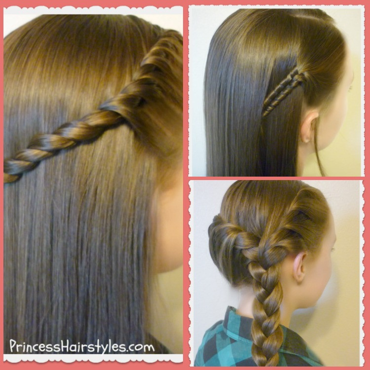 Best ideas about Quick And Easy Hairstyle For School . Save or Pin 3 Quick and Easy Back To School Hairstyles Hairstyles Now.