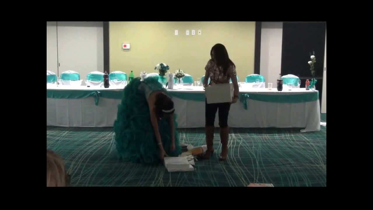 Best ideas about Quinceanera Surprise Gift Ideas . Save or Pin Surprise Gift Quinceanera Now.