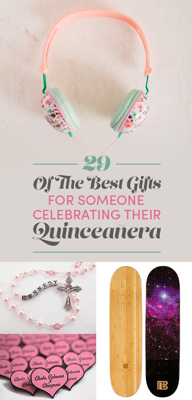 Best ideas about Quinceanera Surprise Gift Ideas . Save or Pin Quinceanera Surprise Gift Ideas Now.