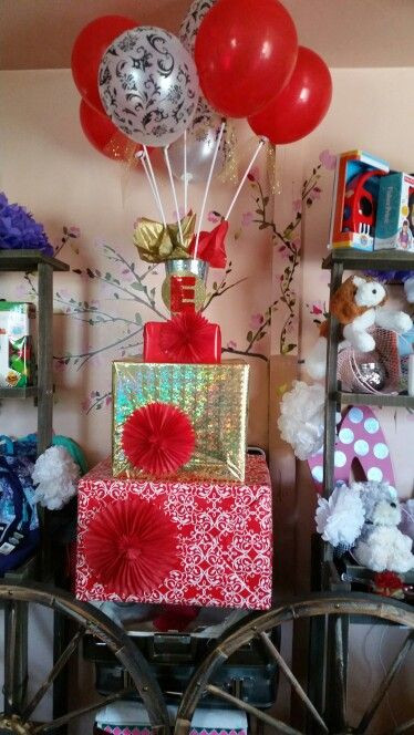 Best ideas about Quinceanera Surprise Gift Ideas . Save or Pin Decoracion de regalo sorpresa Quinceañera Hecho por Now.