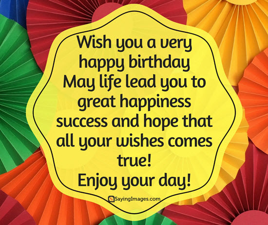 Best ideas about Quotation Birthday Wishes . Save or Pin Happy Birthday Quotes Messages Sms & Now.