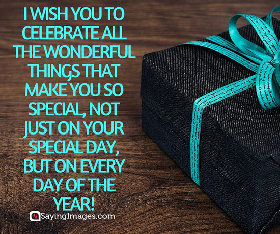 Best ideas about Quote Birthday Wishes . Save or Pin Happy Birthday Wishes & Messages Quotes Now.