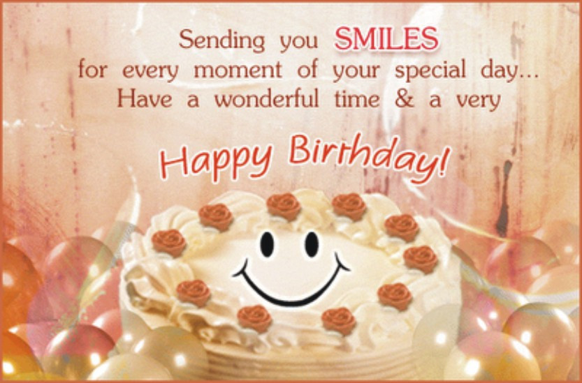 Best ideas about Quote Birthday Wishes . Save or Pin Happy Birthday 2015 Wishes 2015 Birthday Cards Now.