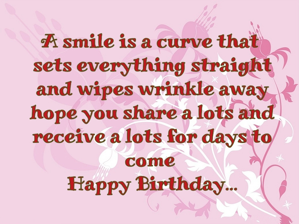 Best ideas about Quote For Happy Birthday . Save or Pin Birthday Quotes Now.