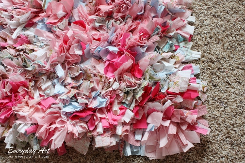 Best ideas about Rag Rug DIY . Save or Pin Everyday Art DIY Handmade Rag Rug Tutorial Now.