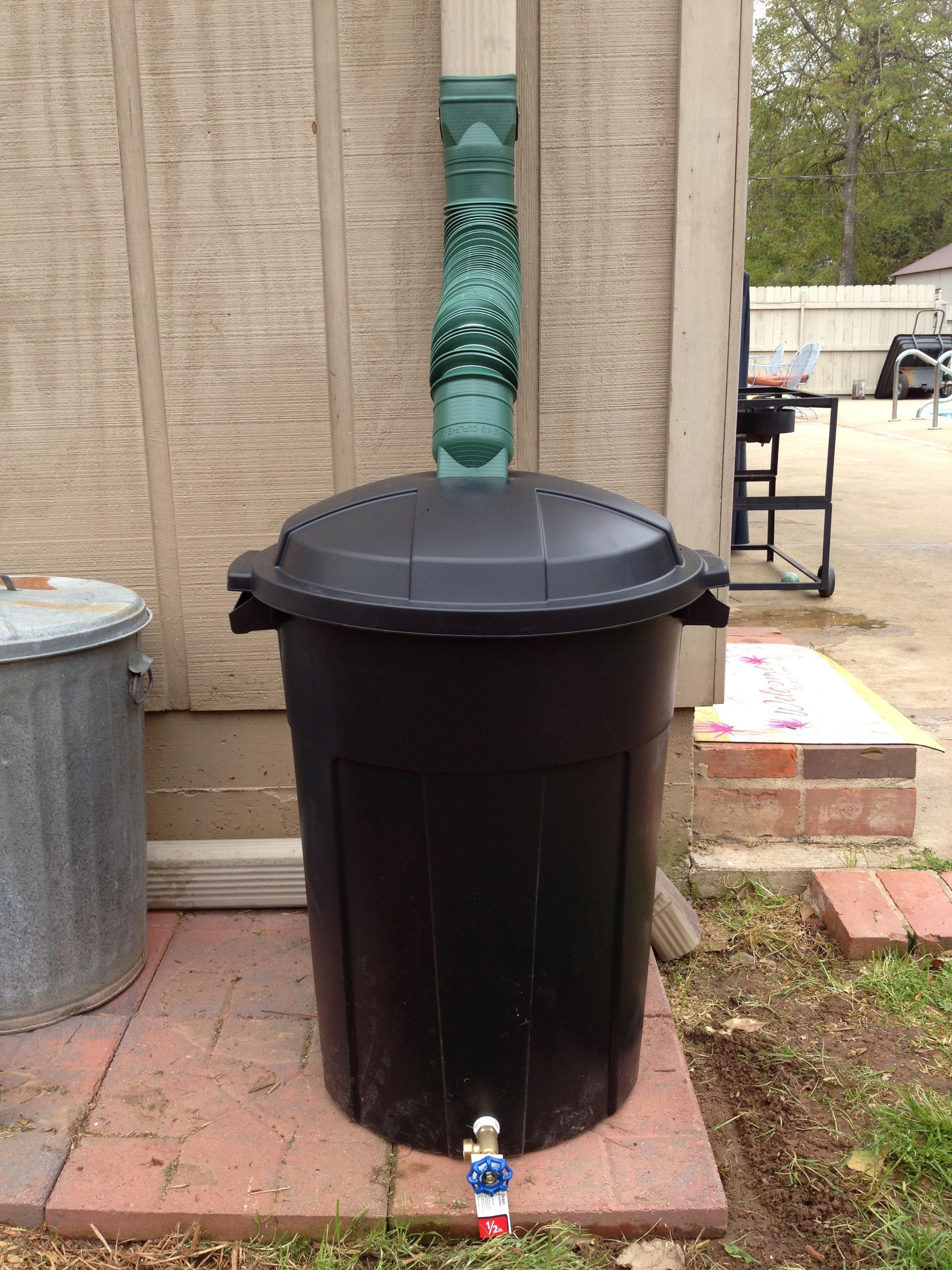 Best ideas about Rain Barrel DIY . Save or Pin diy rain barrel Now.