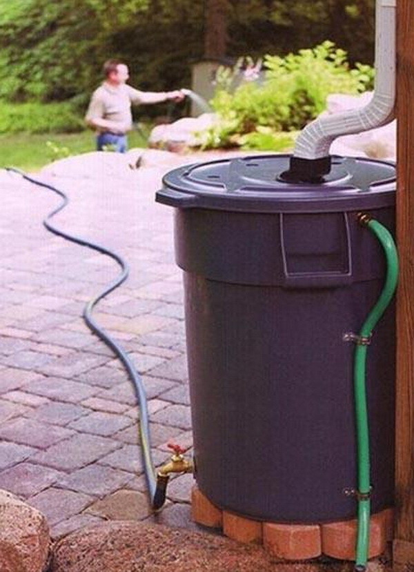 Best ideas about Rain Barrel DIY . Save or Pin DIY Project Ideas Inspiration Reuse Repurpose Recycle Now.