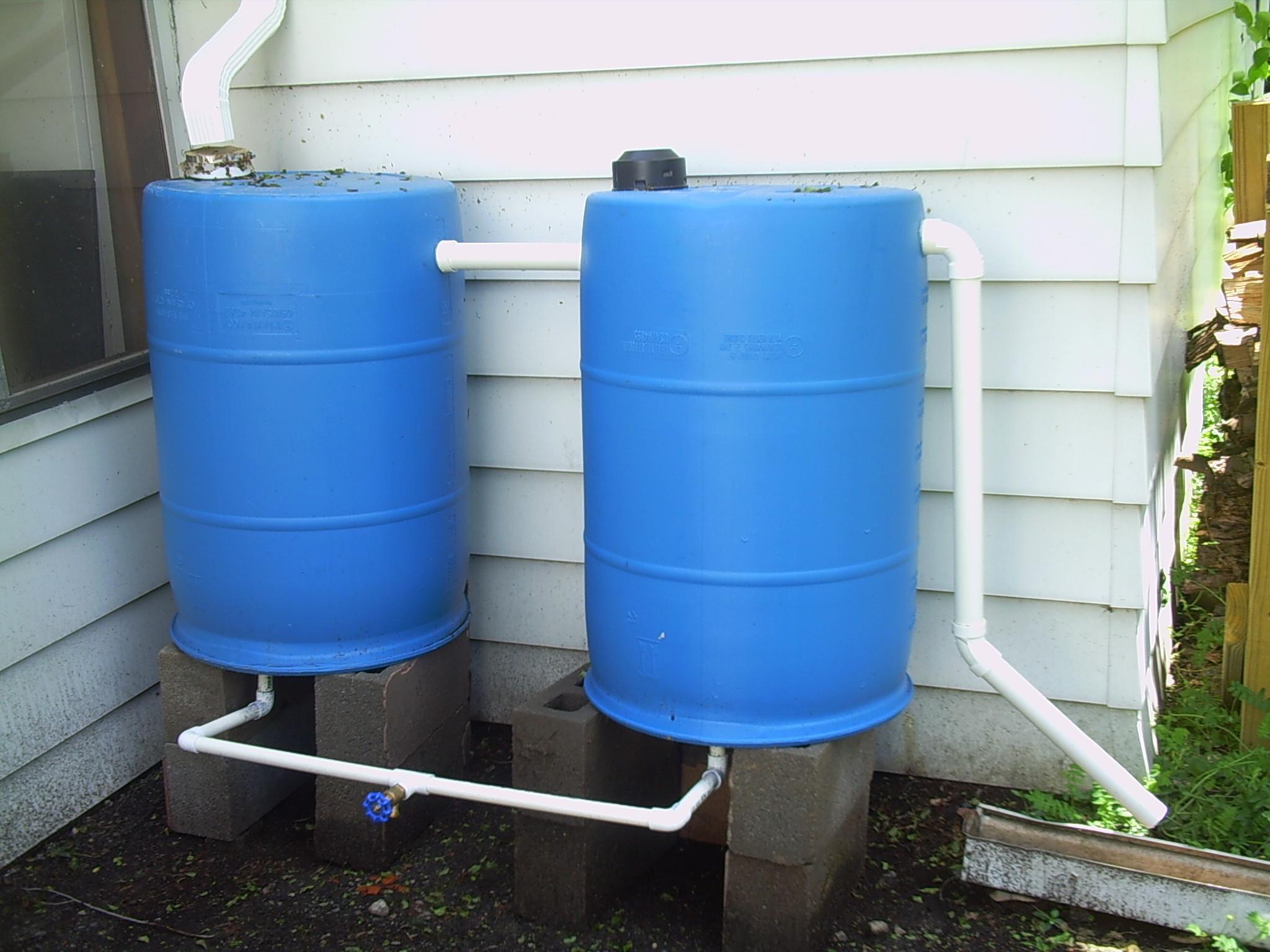 Best ideas about Rain Barrel DIY . Save or Pin Rain Barrels 6 Steps Now.