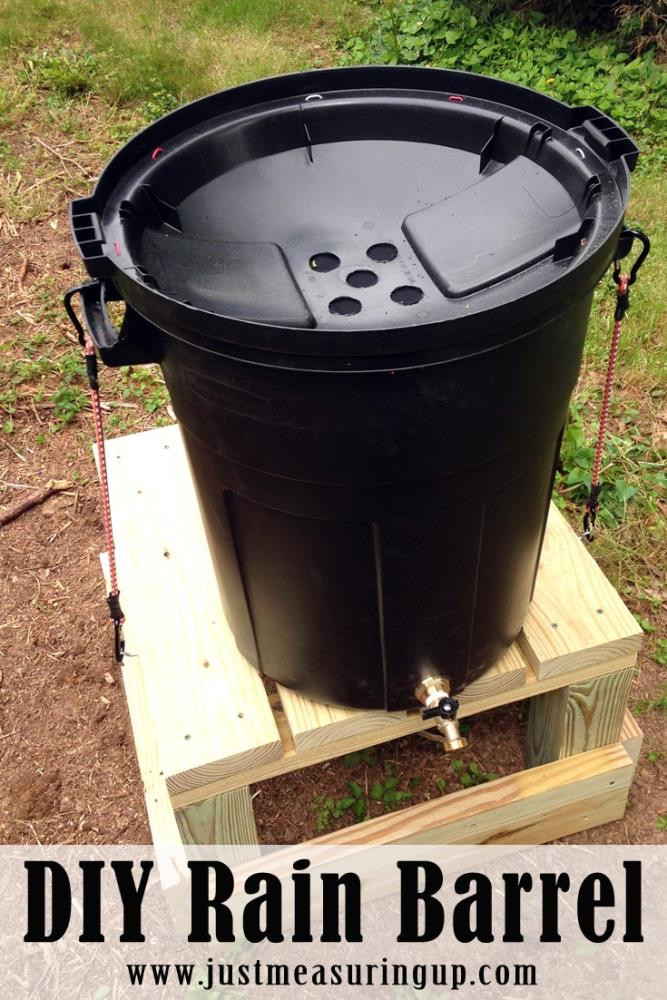 Best ideas about Rain Barrel DIY . Save or Pin 10 Great Outdoor Projects Now.