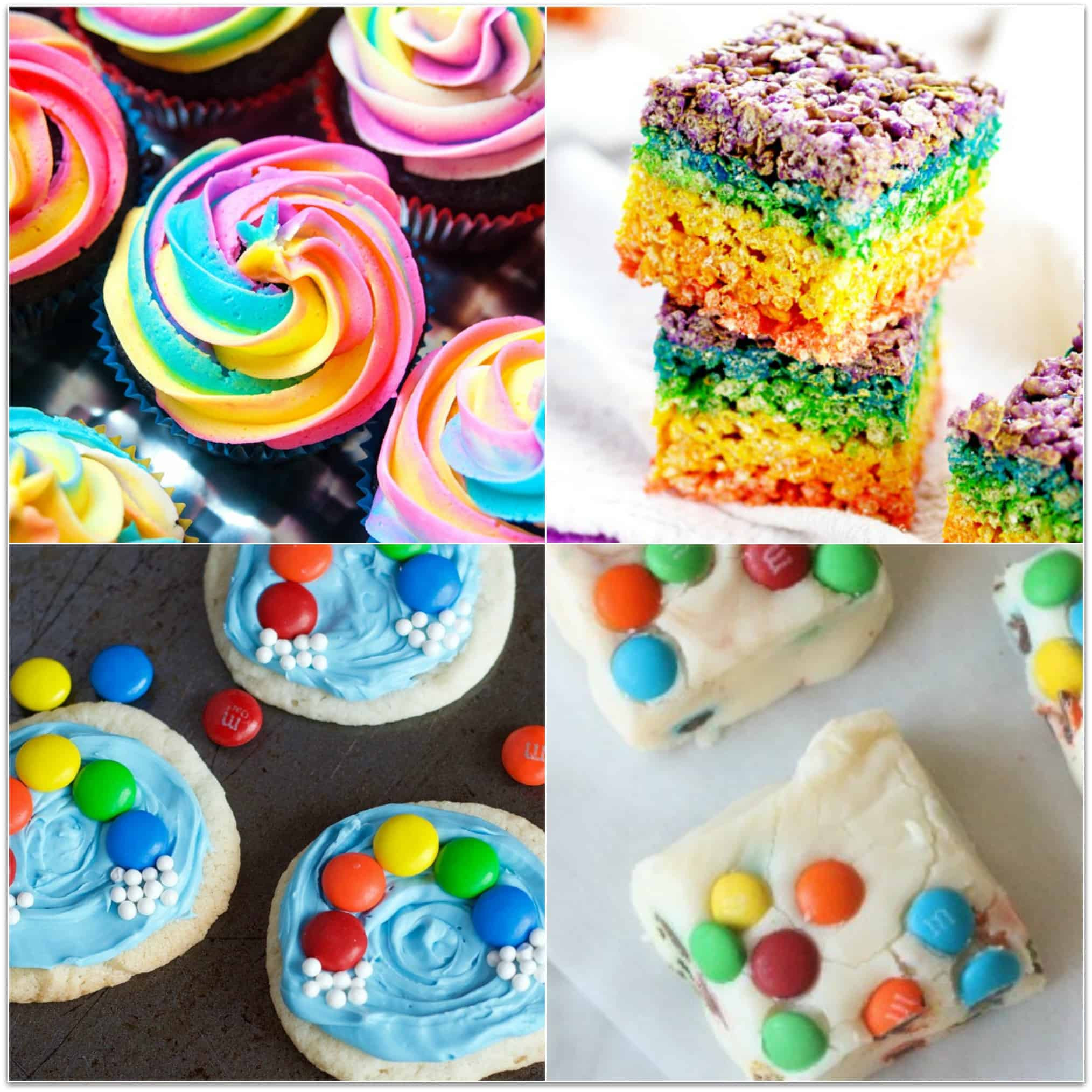 Best ideas about Rainbow Birthday Decorations . Save or Pin Fun & Delicious Rainbow Party Food Ideas Must Have Mom Now.