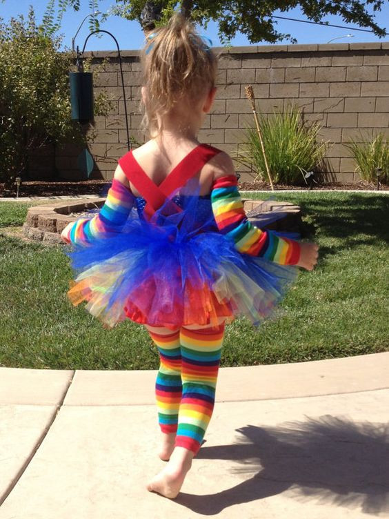 Best ideas about Rainbow Brite Costume DIY . Save or Pin Rainbows Costume halloween and Costumes on Pinterest Now.