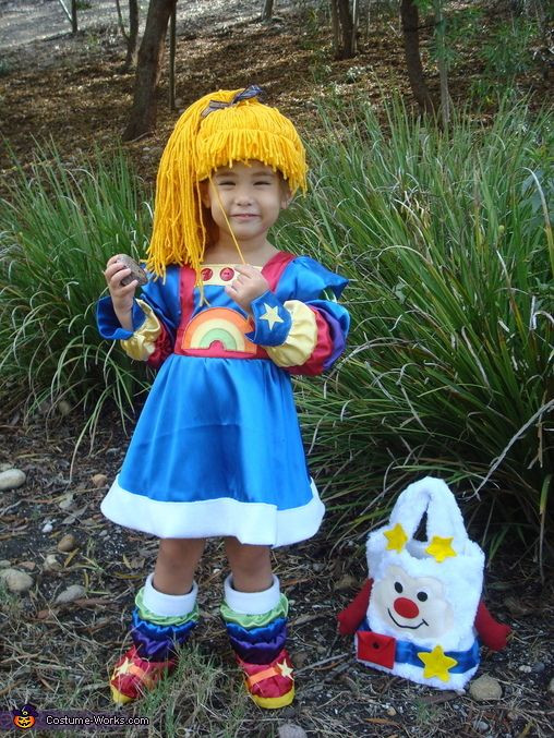 Best ideas about Rainbow Brite Costume DIY . Save or Pin Pinterest • The world's catalog of ideas Now.