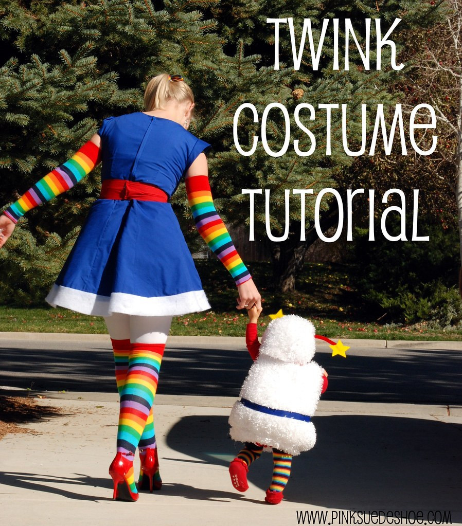 Best ideas about Rainbow Brite Costume DIY . Save or Pin Twink Costume Tutorial Now.