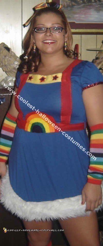 Best ideas about Rainbow Brite Costume DIY . Save or Pin Coolest Homemade Rainbow Brite Costume Ideas and s Now.