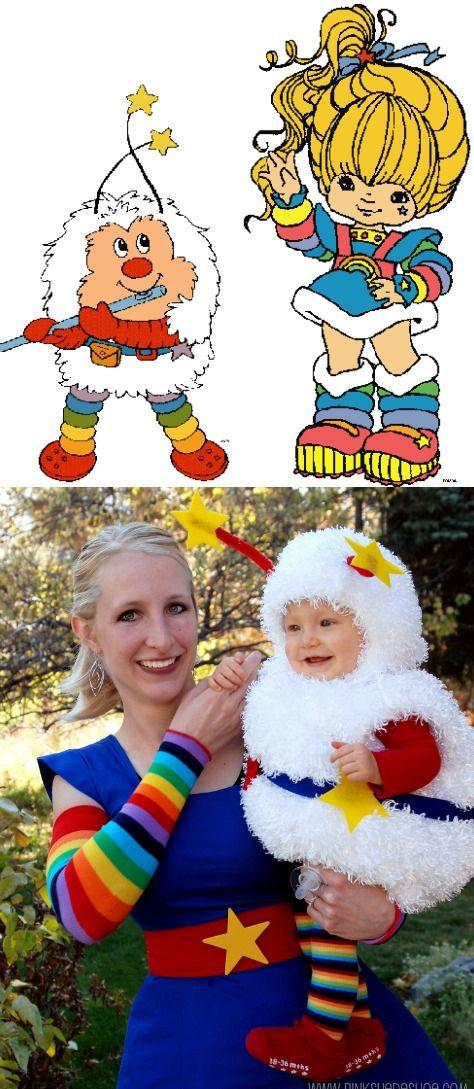 Best ideas about Rainbow Brite Costume DIY . Save or Pin DIY Rainbow Brite and Twink costume Now.